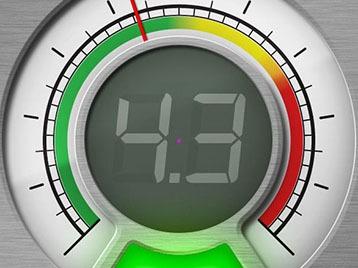 Kraemer Vibration Meter App